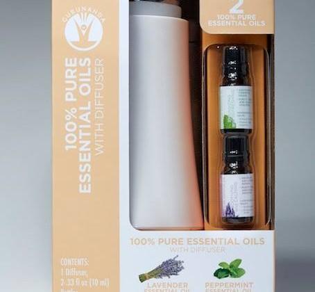 Gurunanda Aromatherapy Starter Kit #ChristmasMDR15