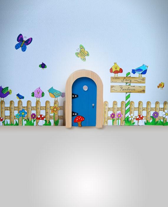 The irish fairy door company fairy doors review for The little fairy door company