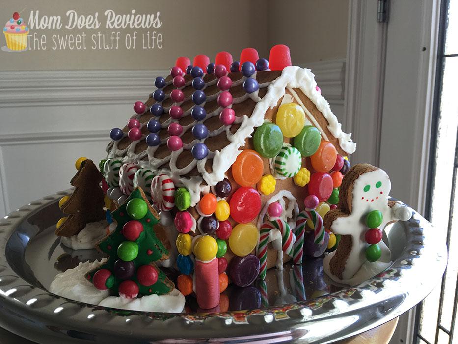 Make Your Own Gingerbread House Saynotokits Recipe