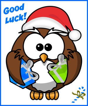 good luck owl