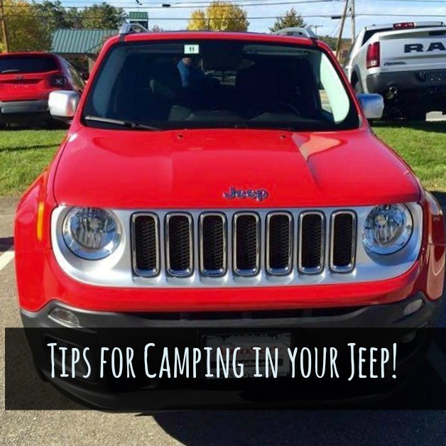 Travel Ideas Camping In Your Jeep