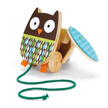 Owl Wooden Toy