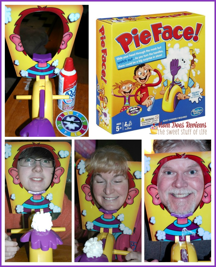 pie face family game mdr