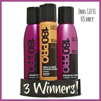 3 winners zotos kits-