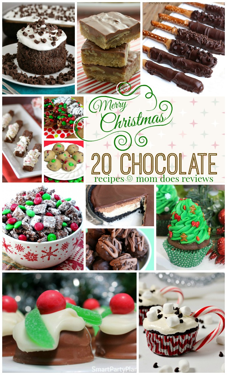 Merry-Christmas-Chocolate-Recipes