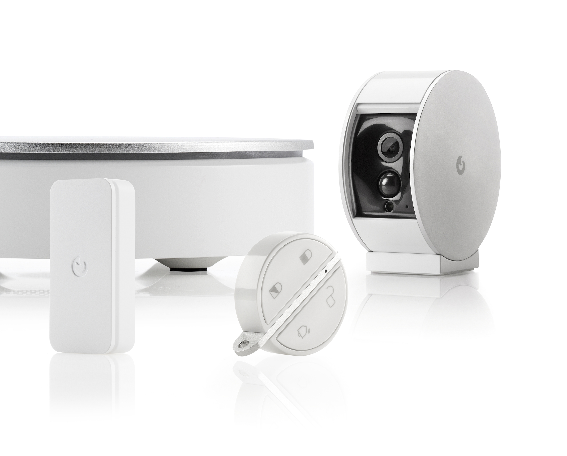 myfox security camera offers remote controllable privacy. Black Bedroom Furniture Sets. Home Design Ideas