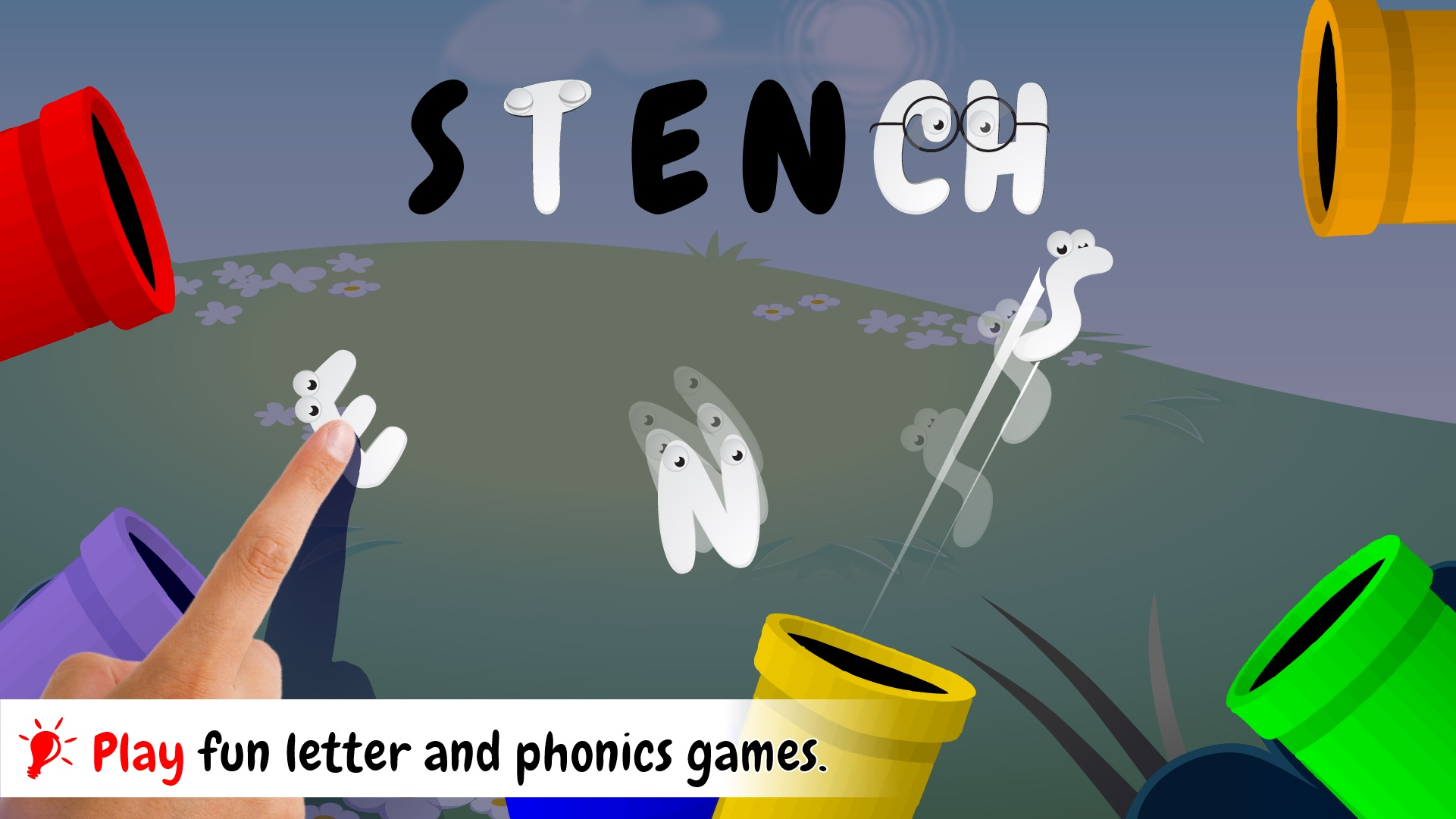 WWletters and phonics