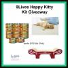 9 lives happy kitty