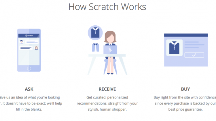 Need Help Shopping?  Try Scratch Personal Shopper!