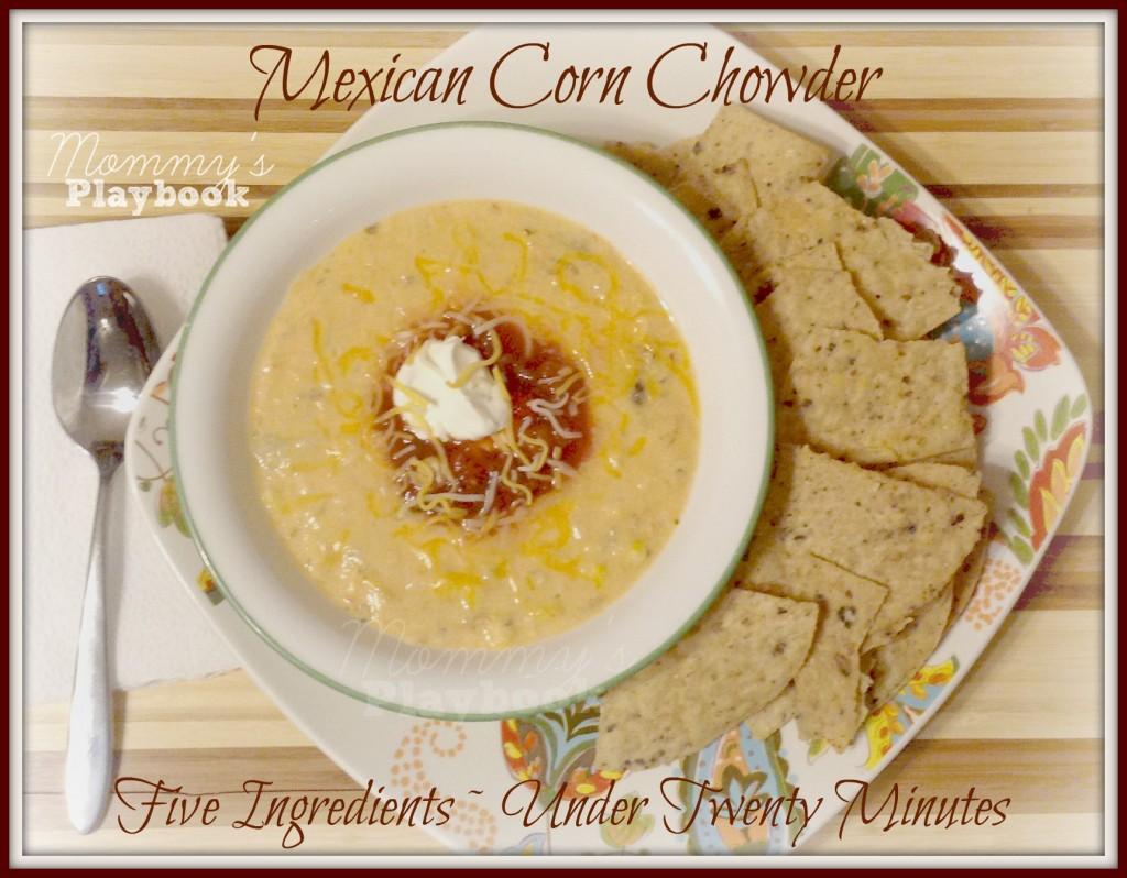 Mexican-Corn-Chowder