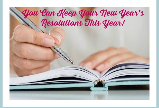 How You Can Keep Your New Year's Resolutions Goals This Year
