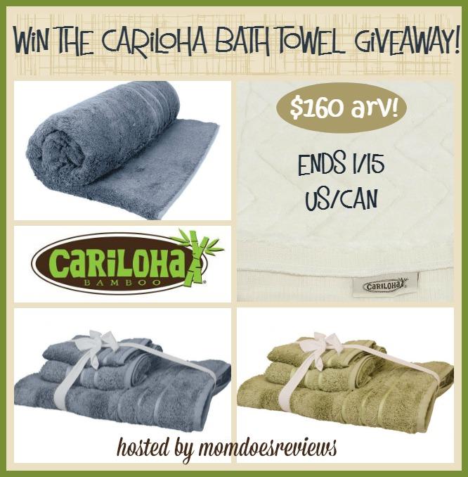 cariloha collage towel win