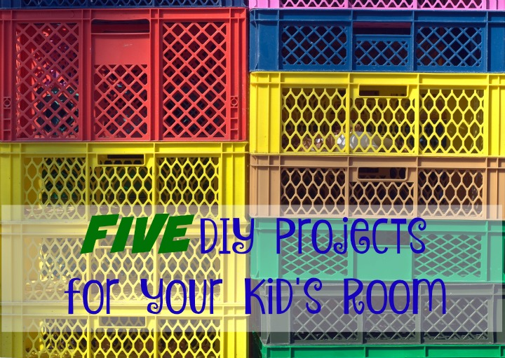 Diy Projects For Kids Rooms