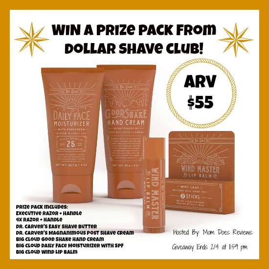 dollar shave button-giveaway