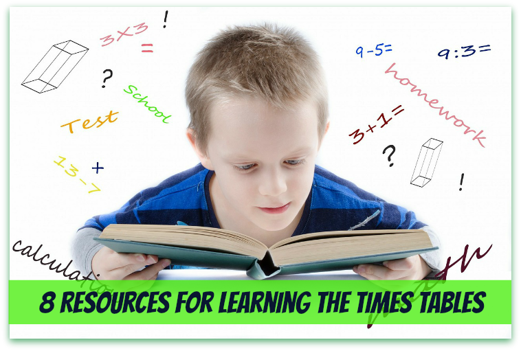 learning times tables feature