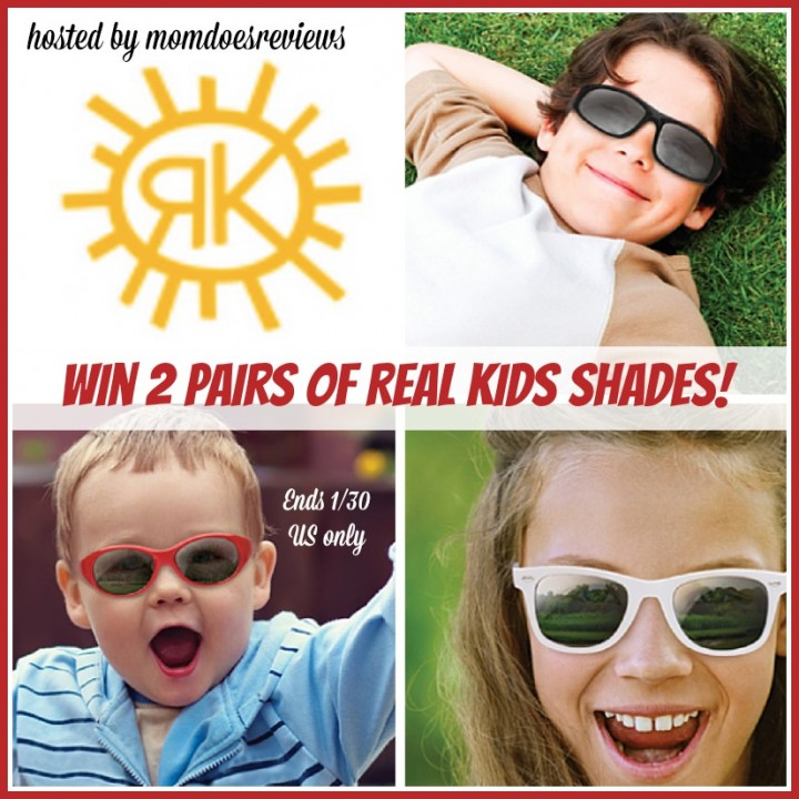 real kids shades win