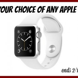 win-an-apple-watch- wom freebies