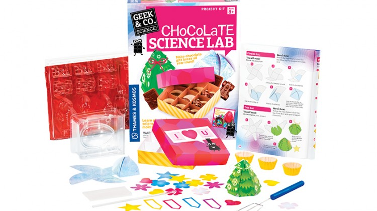 Chocolate Science Lab #Review #Sweet2016