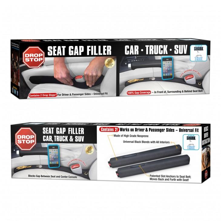 Shark Tank Car Gap Seat Filler