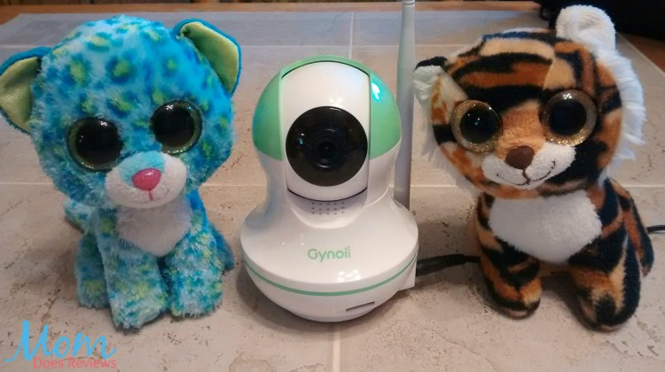 Gynoii Smart Baby Monitor and Gynoii Baby App #Review #BetterYou2016