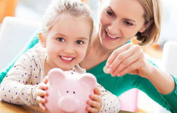 The Little Piggy Bank Teaching your Children How Money Works