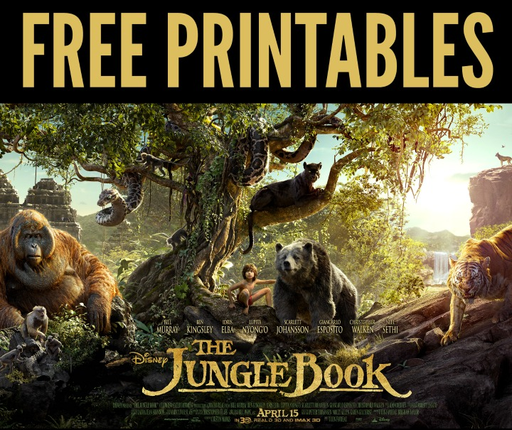 TheJungleBook.Printables