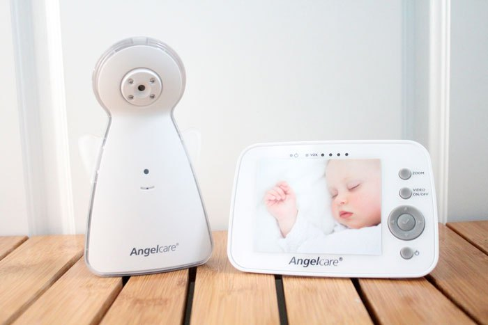 angelcare video monitor giveaway us canada ends 2 26. Black Bedroom Furniture Sets. Home Design Ideas