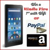 kindle fire giveaway 1