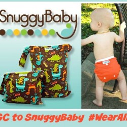 snuggy cover giveaway