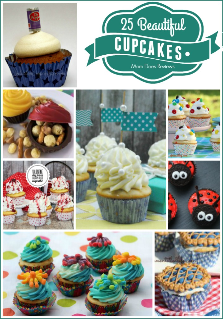 25-Beautiful-Cupcakes-Series