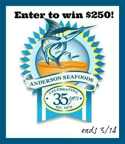$250 anderson seafood 3 14