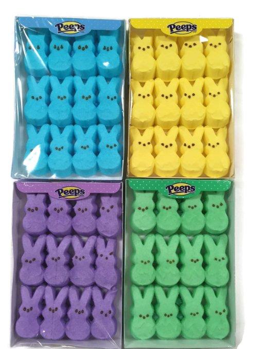 4 pack peeps