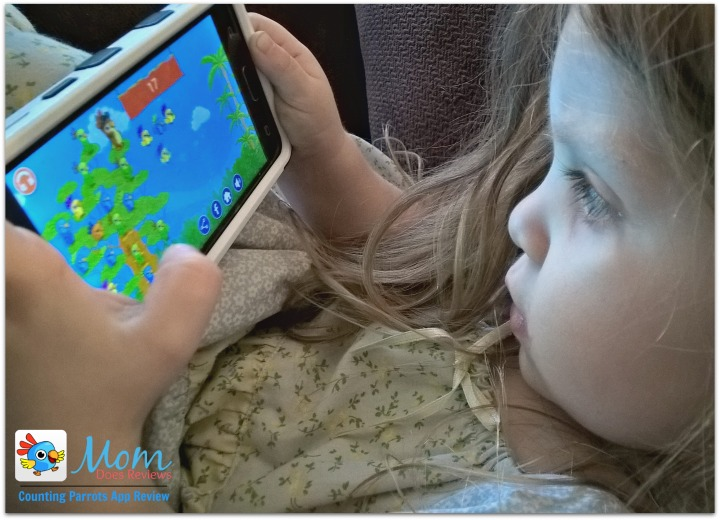 Counting-Parrots-App-Review-Math