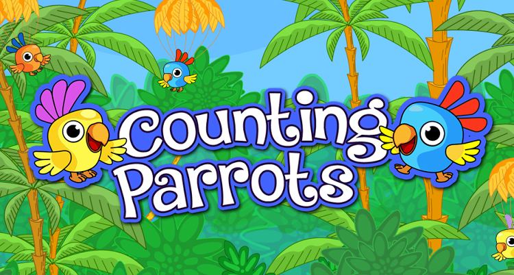 Counting Parrots  #AppReview #CountingParrots