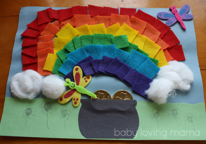 St-Patricks-Day-Rainbow-Craft