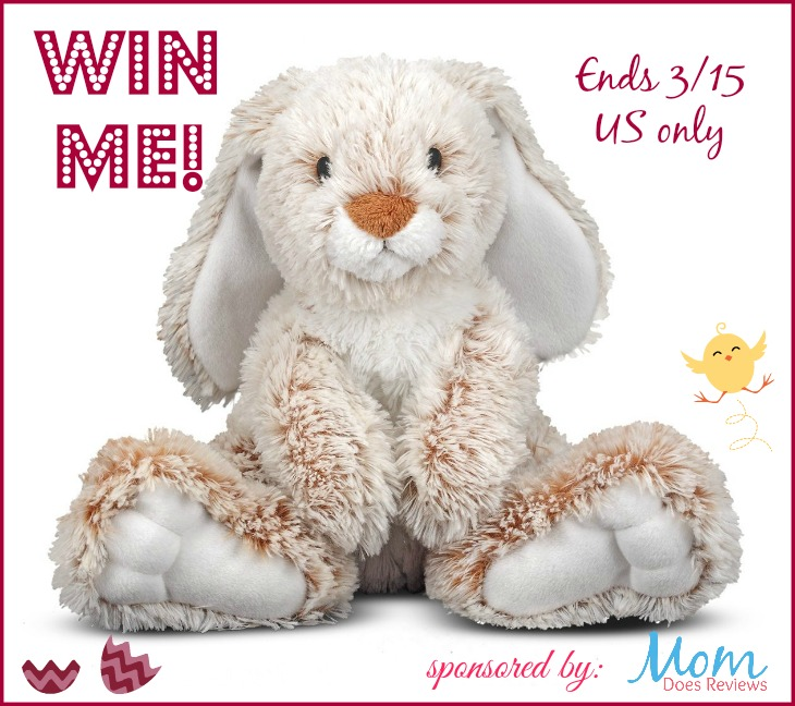 bunny for easter giveaway