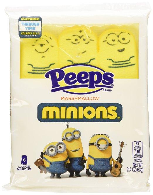 minion peeps 1