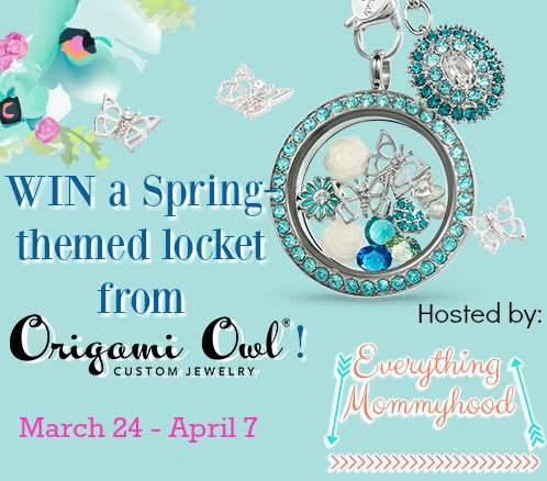 Win Origami Owl Spring Themed Locket 150 Arv Us Ends 47