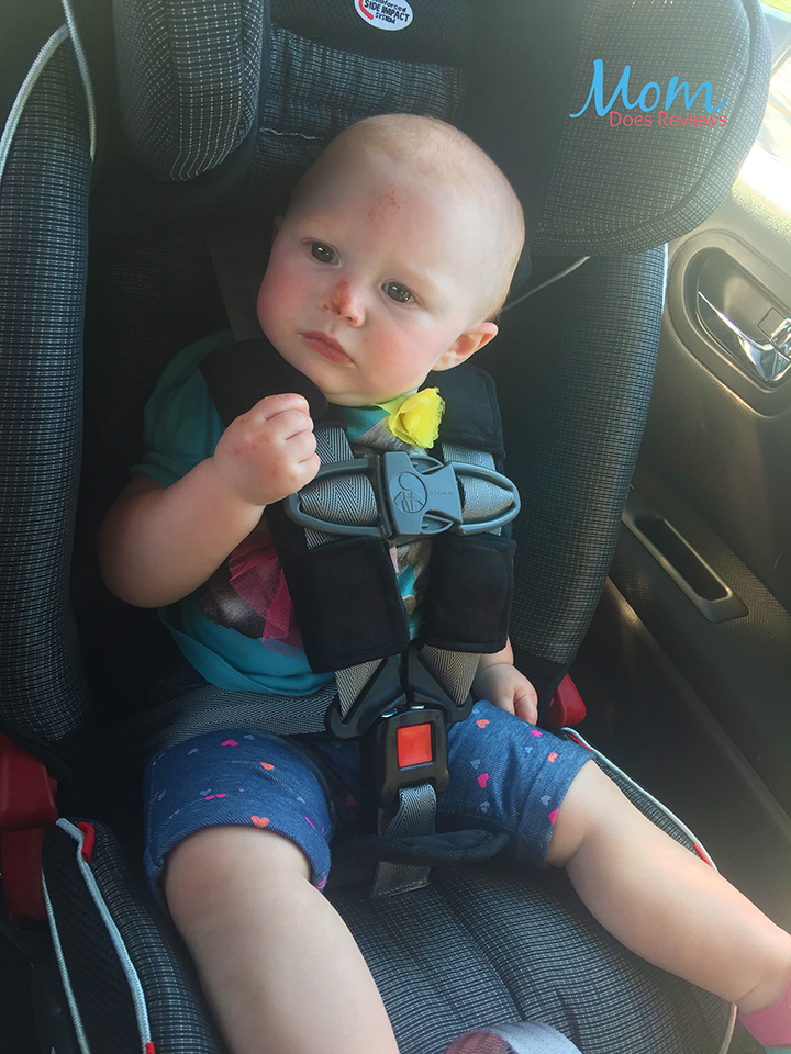 Keep Baby Safe With Diono Radian RXT Car Seat Review