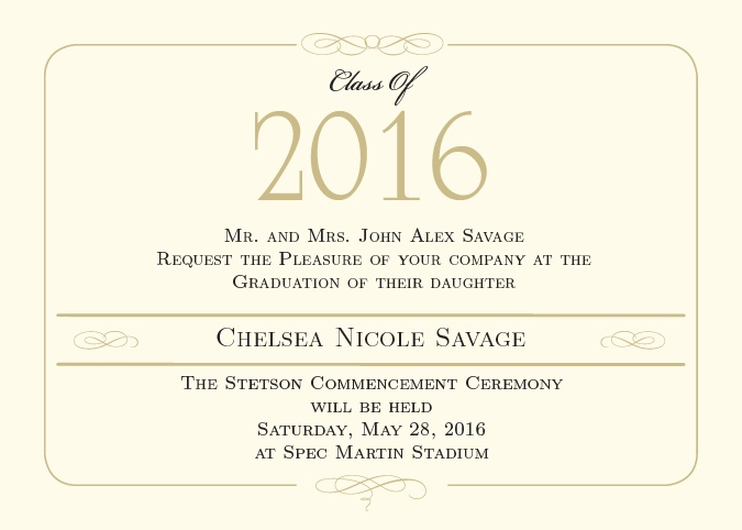 How To Choose Graduation Announcements & Invitations