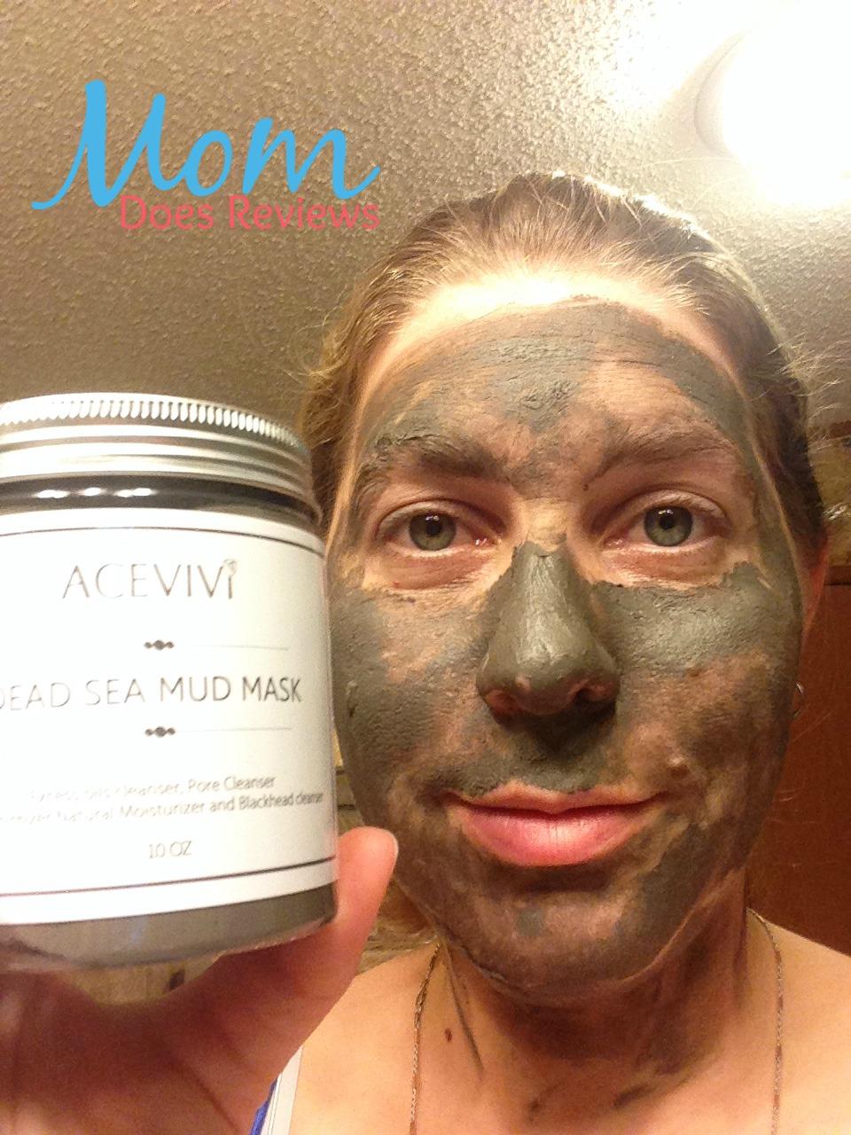 acevivi mud mask