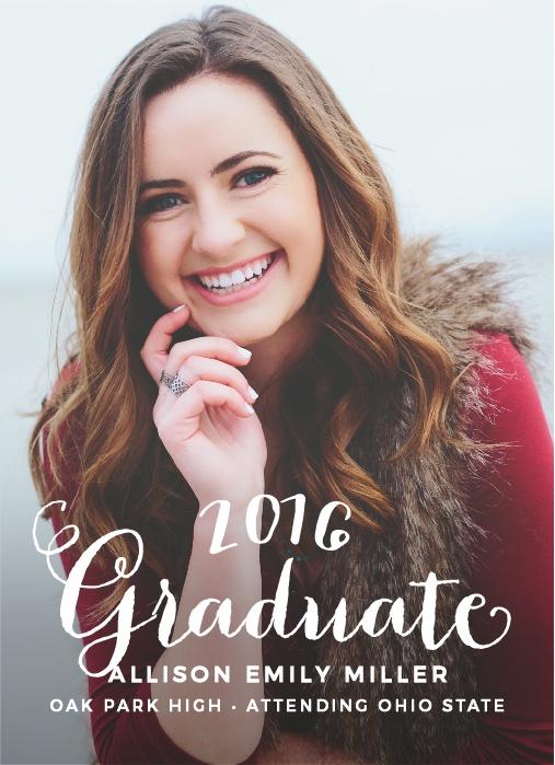 high-school-graduation-announcement