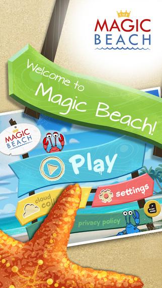 magic beach app