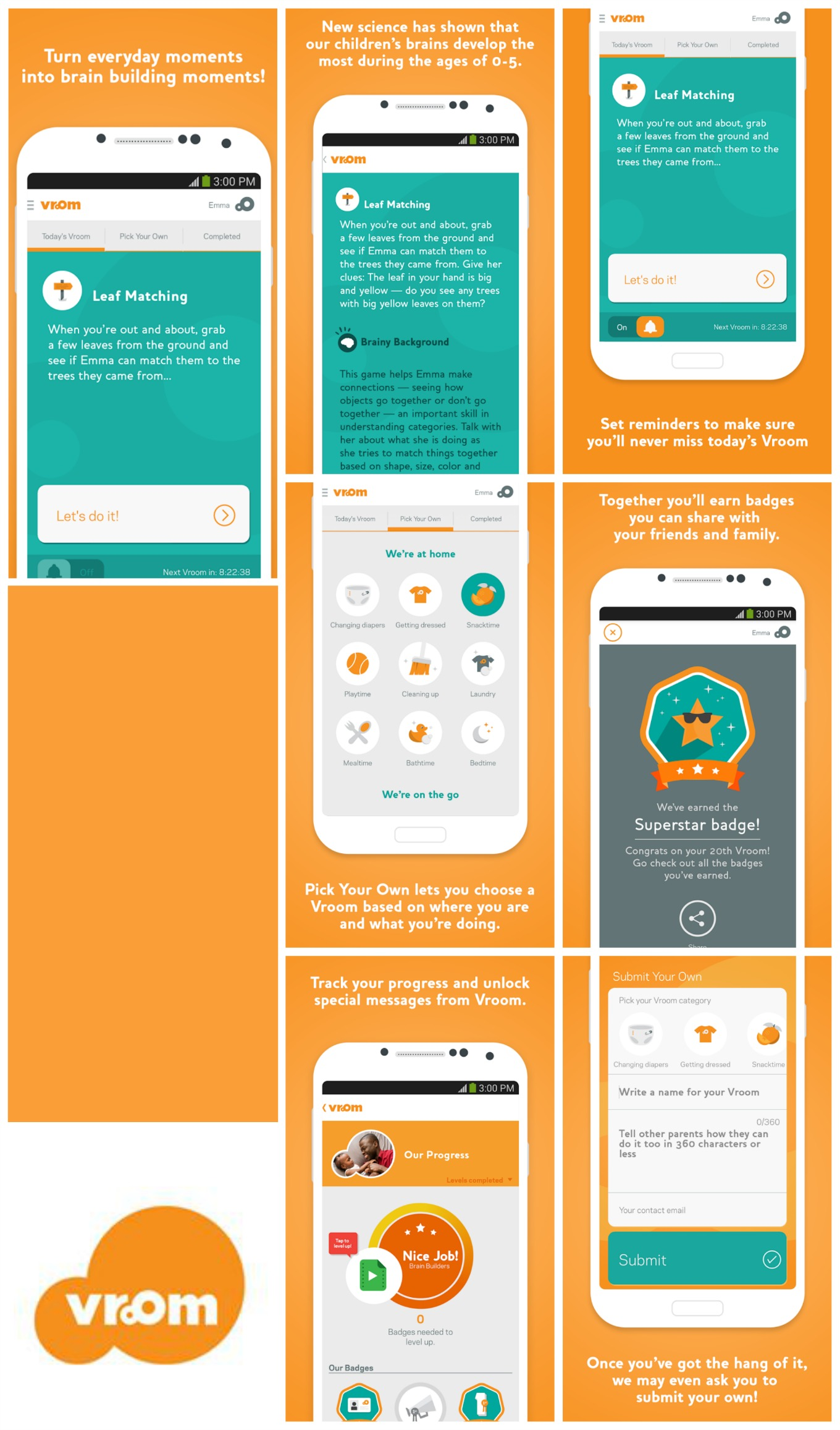 Daily-Vroom-App