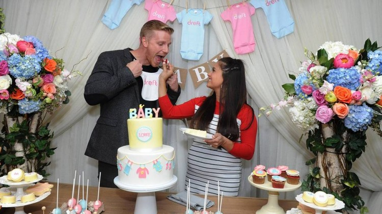 Sean & Catherine Lowe Baby Shower