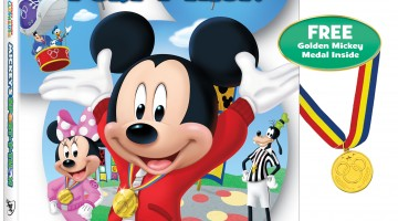 Mickey Mouse Clubhouse: Mickey's Sport-y-thon on DVD May 24th