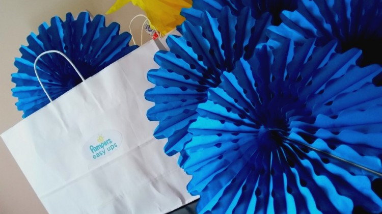 Let's Have a Pampers Easy Ups Party! #Celebrate #PampersEasyUps