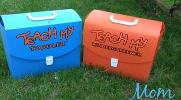 Teach My Toddler and Teach My Kindergartner #Review