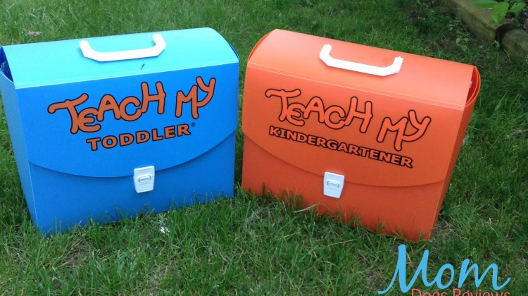 Teach My Toddler and Teach My Kindergartner #Review