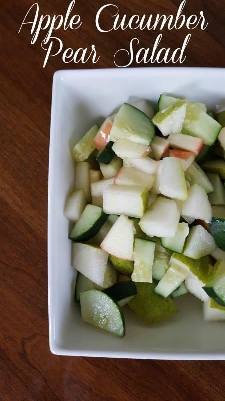 apple-cuke-pear-salad